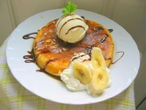 カフェ ラナイ パンっケーキ